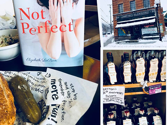 Elizabeth LaBan Not Perfect