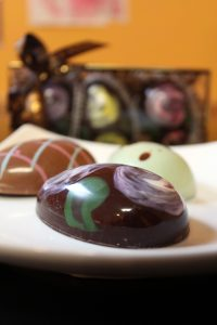chocolat moderne easter chocolate eggs