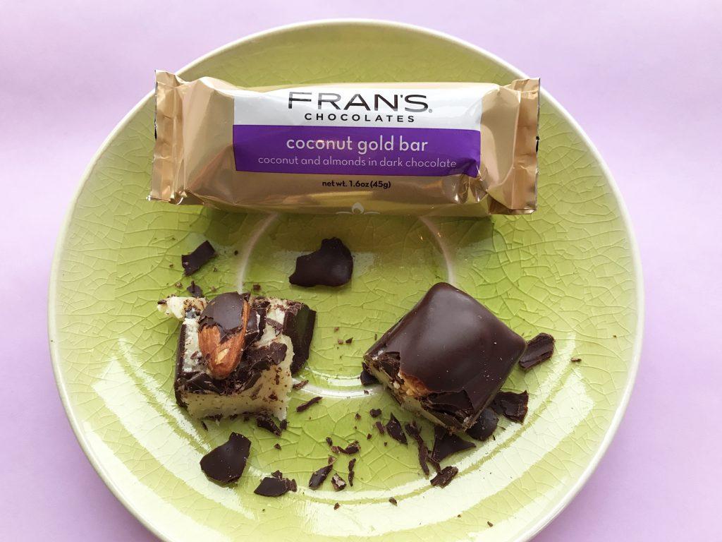 Zingerman's Fran's Coconut Gold Bar
