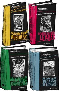 All four business books