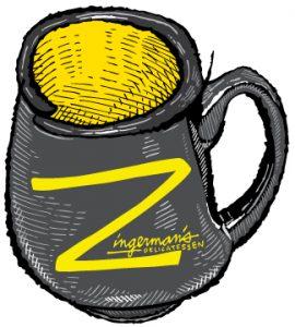 Deli ceramic mug