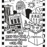 thumbnail of July Coloring Page Deli 2018