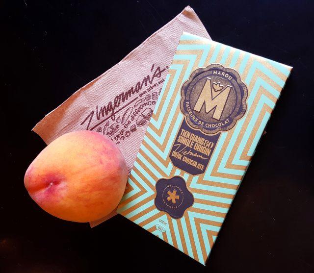 Zingermans Marou Chocolate