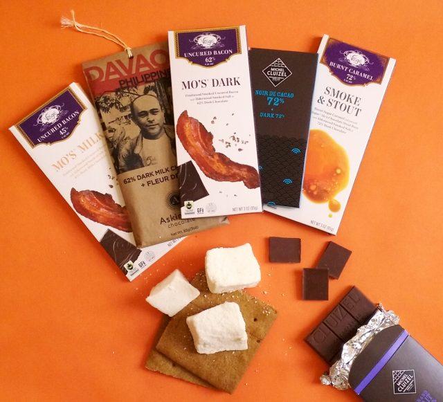 Zingerman's Smore Ingredients
