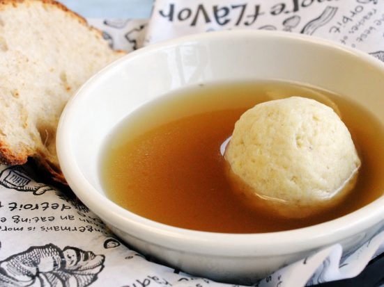 Zingerman's Matzo Ball Soup