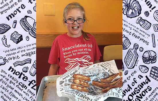 Zingerman's Just For Kids Bacon