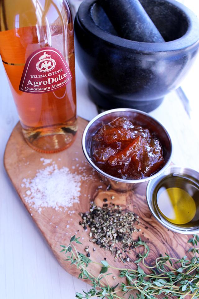 Zingerman's AgroDolce Vinegar Marmalade Vinaigrette