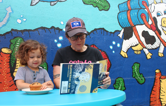 Zingerman's Just For Younger Kids Storytime Tasting