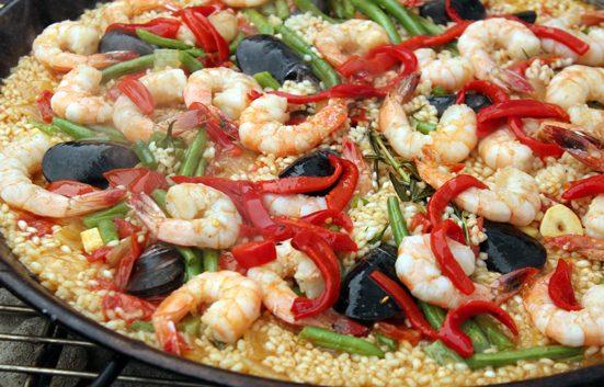 Zingerman's Seafood Paella
