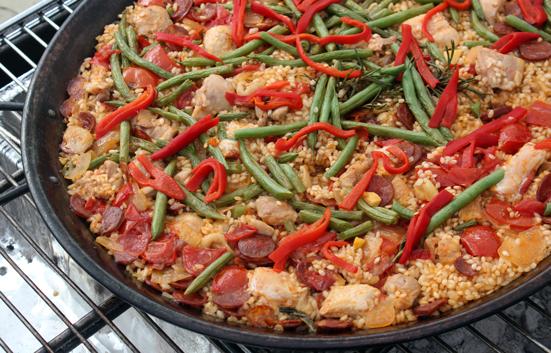 Zingerman's Chicken & Chorizo Paella