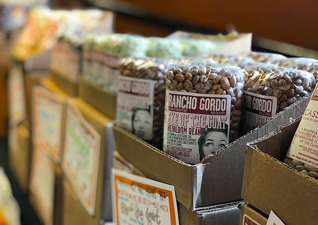 Zingerman's Heirloom Beans from Rancho Gordo Rice and Bean Sale