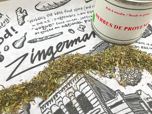 Zingerman's Deli Spice of the Month