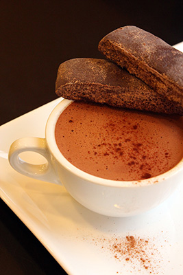 Mug of Mexican Drinking Chocolate