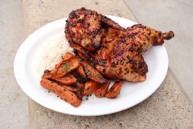 Zingerman's Piri Piri Chicken Plate