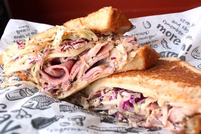 Zingerman's The Coop du Jour Sandwich of the Month