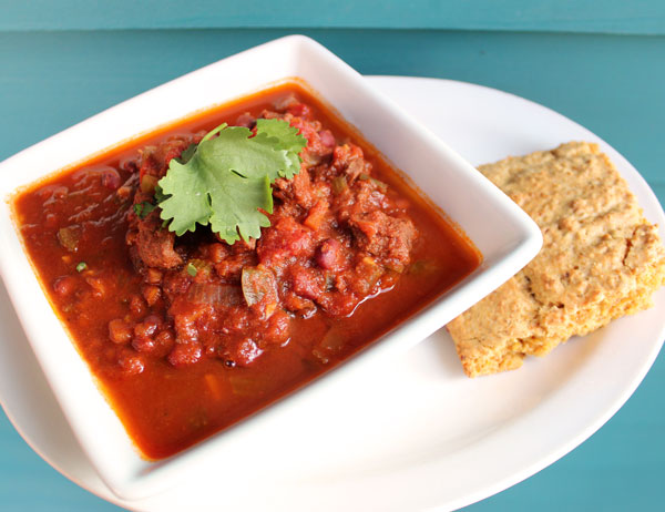 Zingerman's Chili Con Carne Bowl Plate of the Month