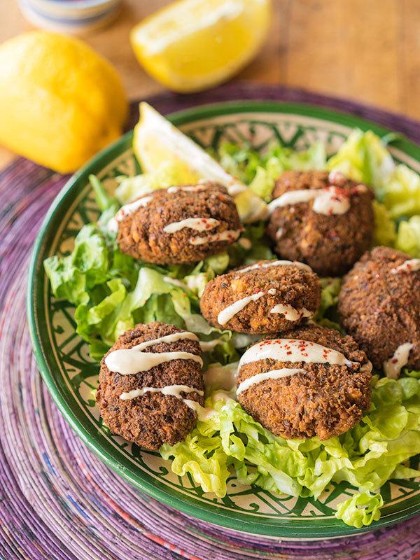 Epices de Cru photo of Curry Falafel
