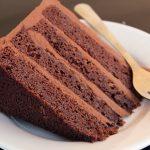 Hunka Burnin' Love Chocolate Cake