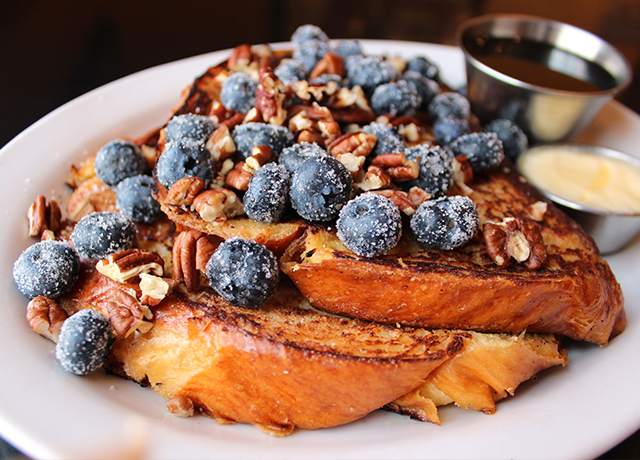 Zingermans Deli French Toast Fridays - Blueberry Pecan