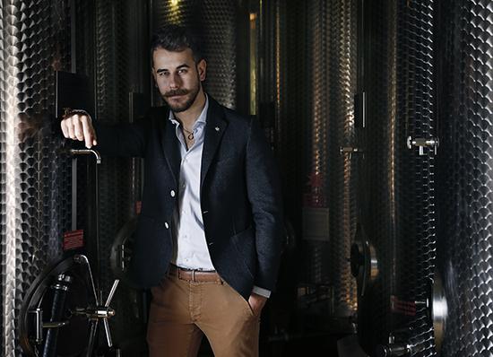 Paolo Boeri from Roi Olive Oil Company