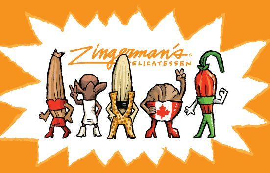 Zingerman's Illustration of Spices!