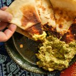 Roasted Cumin Quesadilla With Guacamole Recipe