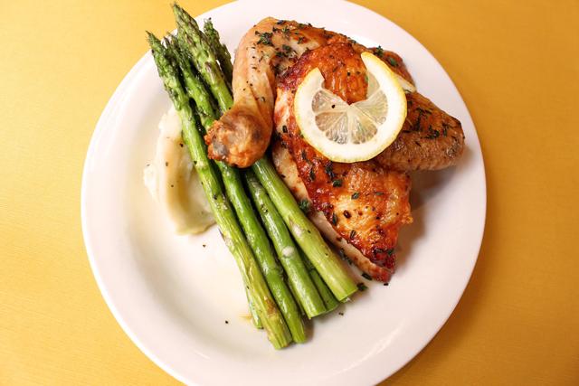 Zingerman's Lemon Thyme Chicken Plate