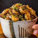 Stir Fried Recipe: Yunnan Sesame Potatoes