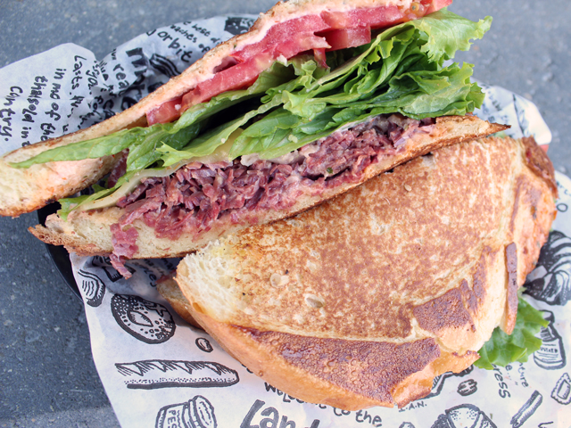 Zingerman's Sandwich of the Month The Little Ricky