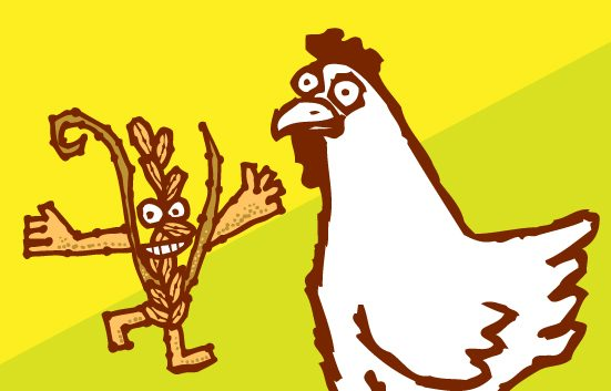 Zingerman's Illustration of Chicken and Rice