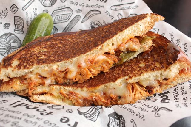 Zingerman's Deli Sandwich of the Month - The Bubbaque