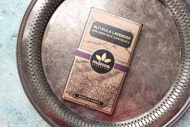 Zingerman's Deli photo of Manoa Alii Kula Lavender Chocolate Bar