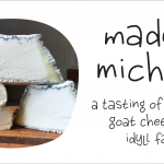 Made in Michigan - A Virtual Tasting of Fantastic Goat Cheese with Idyll Farms