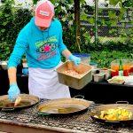 Deli on Demand: Paella with Chef Rodger