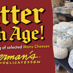 Better with age!–A Virtual Tasting of Selected Mons Cheeses
