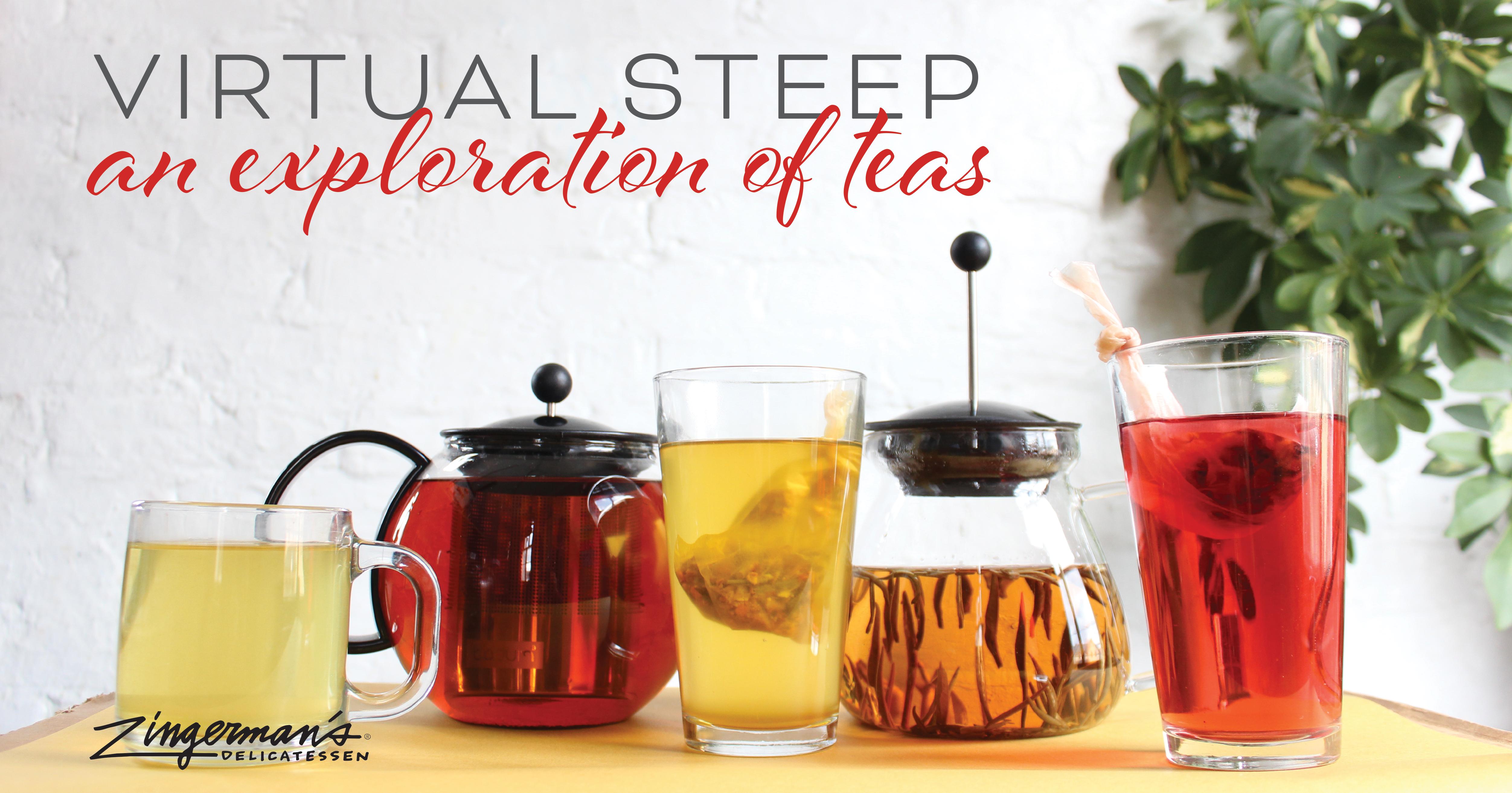Virtual STEEP: An Exploration of Tea