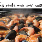 Virtual Cooking Class: Demystifying Paella with Chef Rodger