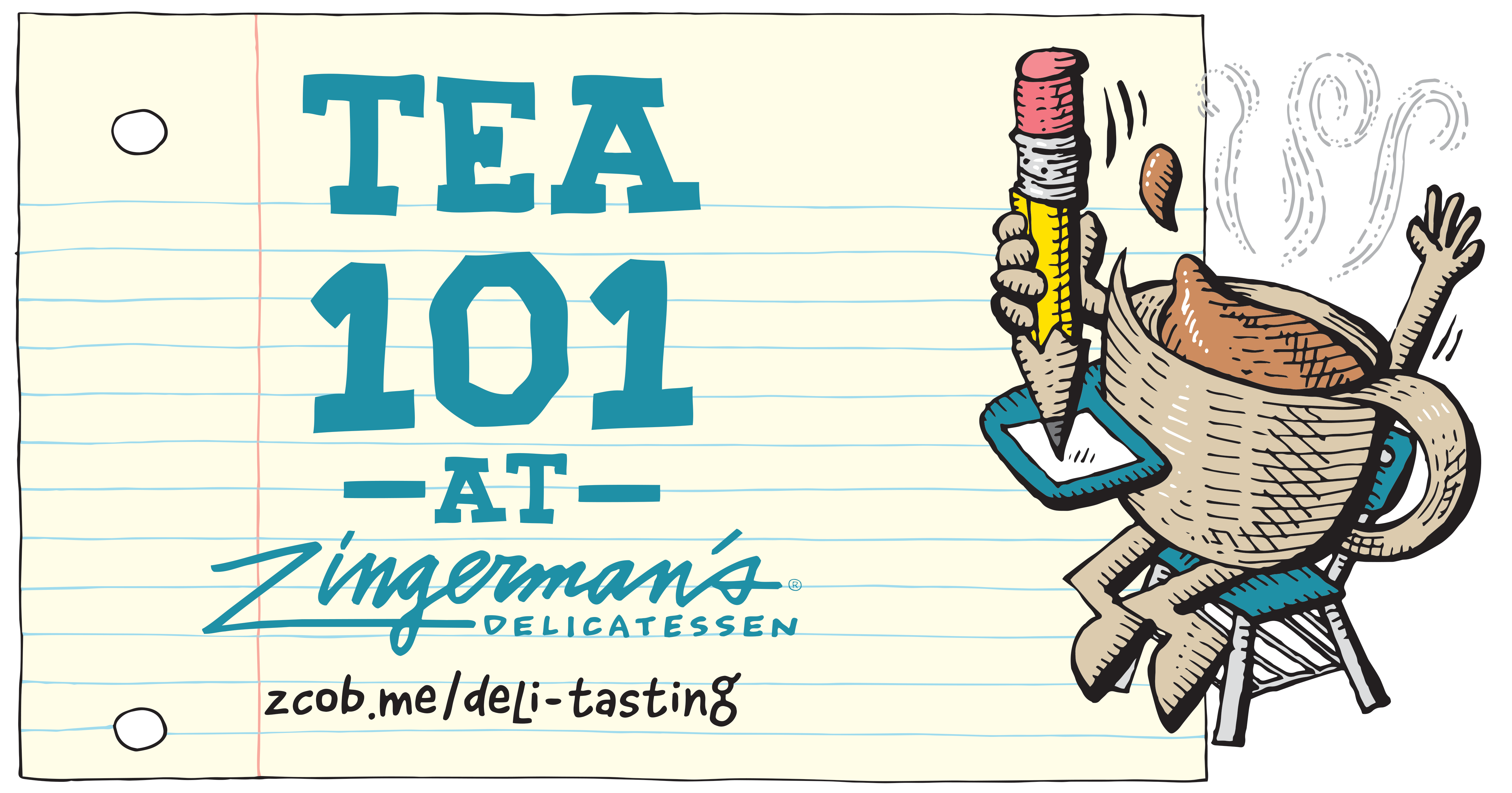 Tea 101: A virtual tasting and learning event