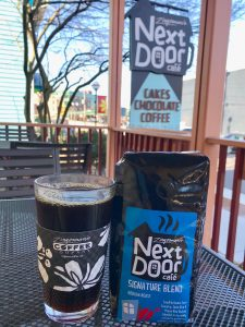 Next Door Café's Signature Coffee Blend