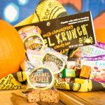 Handmade Halloween Candy:  Karamel Krunch!