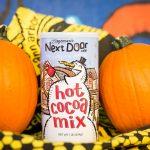 Hot Cocoa from Next Door Café