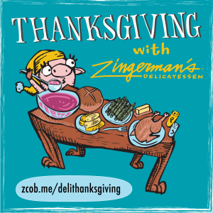 celebrate thanksgiving and turkey day with zingerman's deli and let us do the cooking for you
