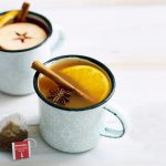 Spiced Winter Tea and Rum Punch