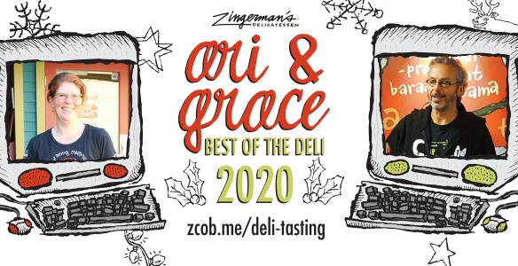 Ari and Grace: Best of the Deli 2020