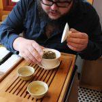 Pu-erh Tea, a Fermented Tea from China