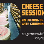 Cheese Room Sessions: An Evening of Swiss Bliss with Gourmino