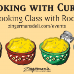 Cooking with Curry: A Cooking Class with Rodger