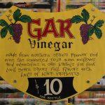 Hand Painted Poster - Gar Vinegar