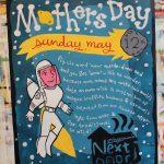 Hand Painted Poster - Zingerman's Next Door Cafe Mother's Day