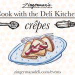 In the Deli Kitchen: Crêpes
